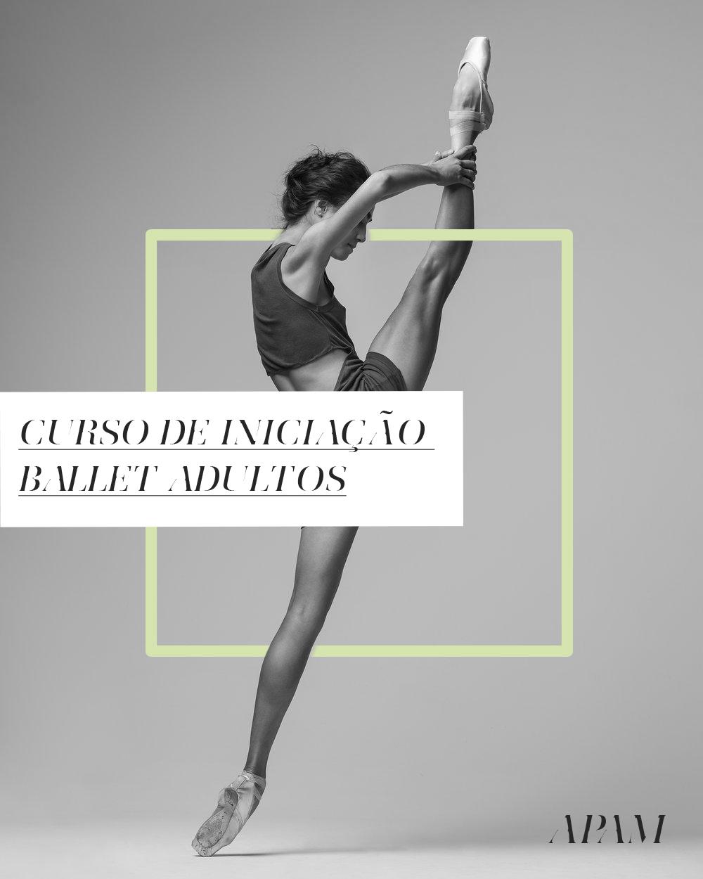 Curso de Dança Iniçiação Adultos (1 mês)