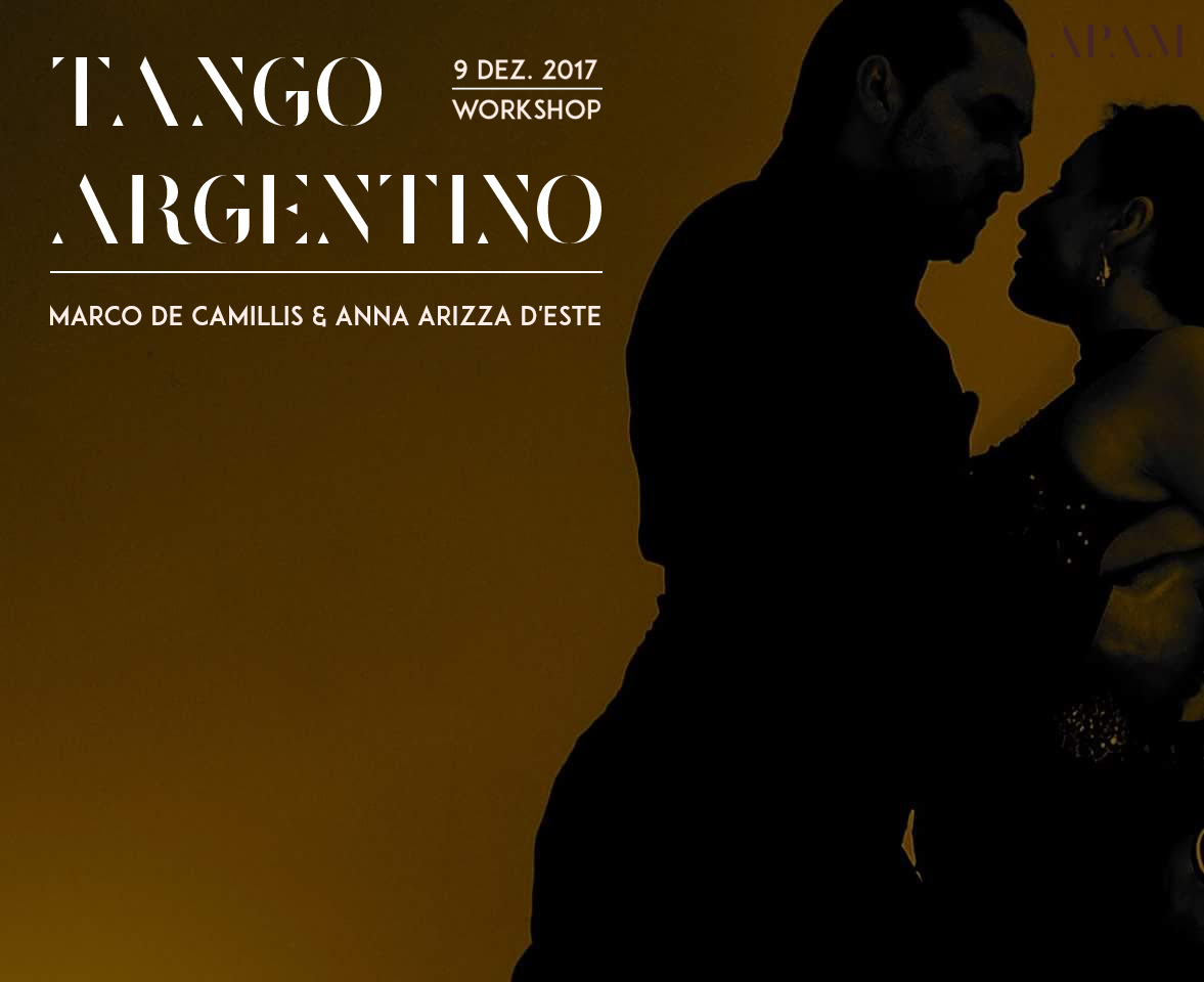 WORKSHOP DE TANGO ARGENTINO